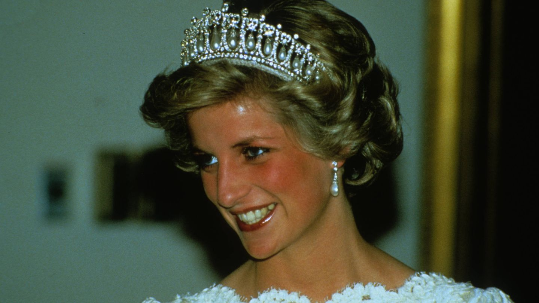 La princesa Diana en una foto de archivo. (Gtres)
