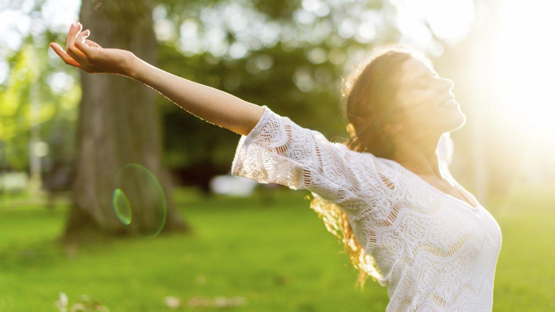Salud: La manera correcta de respirar: cómo tomar aire a pleno pulmón