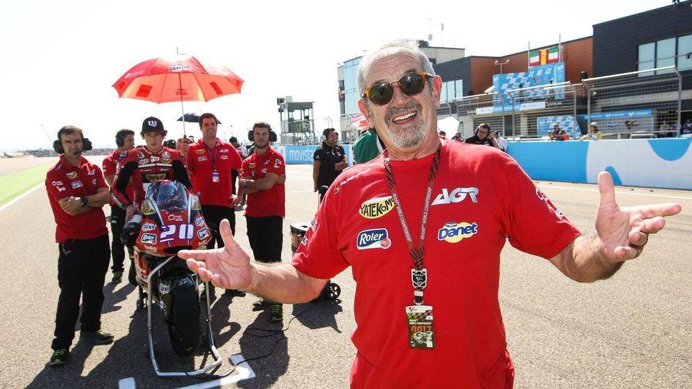 La 'cocina' de Karlos Arguiñano revienta: su equipo de motos se retira del Mundial