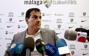 El Málaga anuncia que está saneado con Hacienda