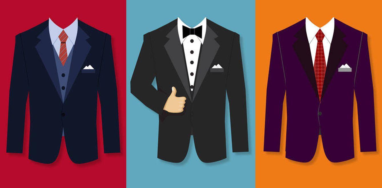 Foto: Todas las opciones para dar con el perfecto traje de novio