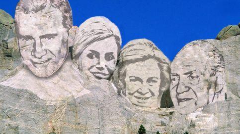 Así han sido los encuentros de nuestros Reyes con presidentes de EEUU
