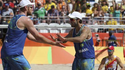 España se queda sin deportistas en voley playa: Gavira y Herrera perdieron