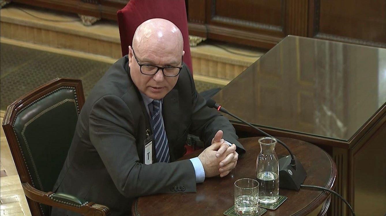 Jornada 14 del juicio del procés: las declaraciones mandos de los Mossos