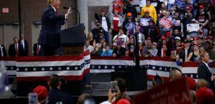 Post de La campaña sin fin del presidente: las 'midterm', un baño de masas permanente para Trump