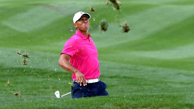 Foto: Tiger Woods, en un torneo de golf (Reuters).