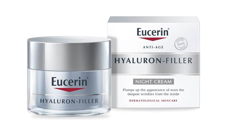 Eucerin Hyaluron Filler noche.