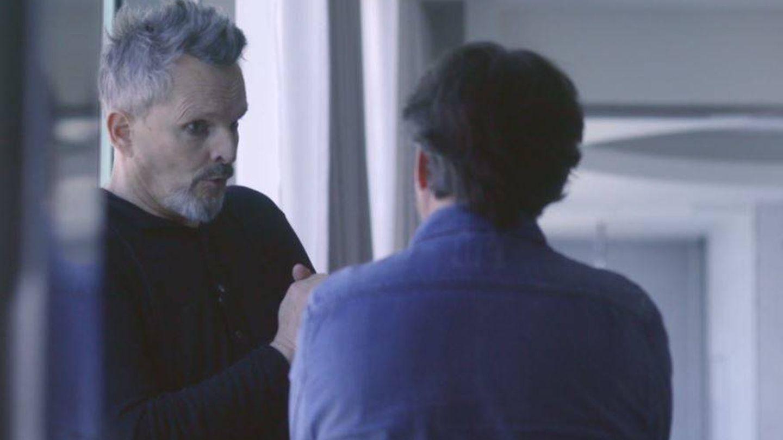 Miguel Bosé, en 'Lo de Évole'. (Atresmedia Televisión)