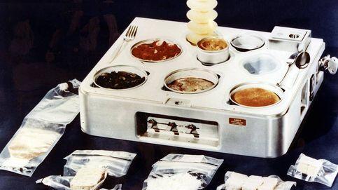 La carrera espacial también se desarrolló en la cocina
