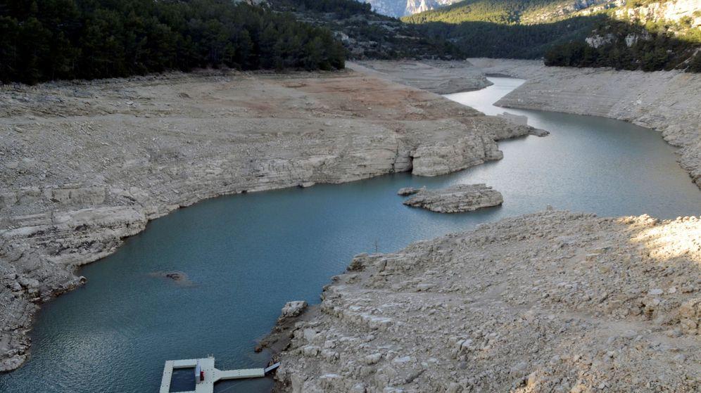 Foto: Las reservas de agua del Segura y Júcar suben | EFE