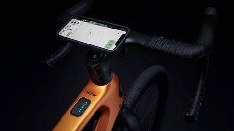 Ciklaer, la bici eléctrica con retrovisor digital y cargador de smartphone