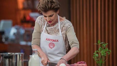 El dardo envenenado de Antonia Dell'Atte a Lequio en 'MasterChef Celebrity'