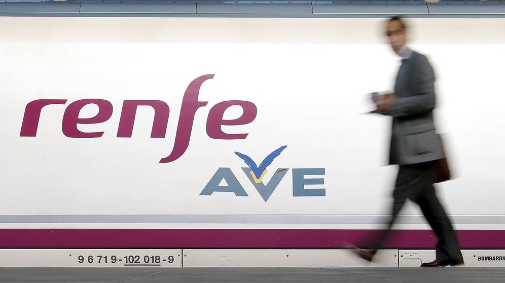 Foto: Un tren AVE de Renfe   EFe