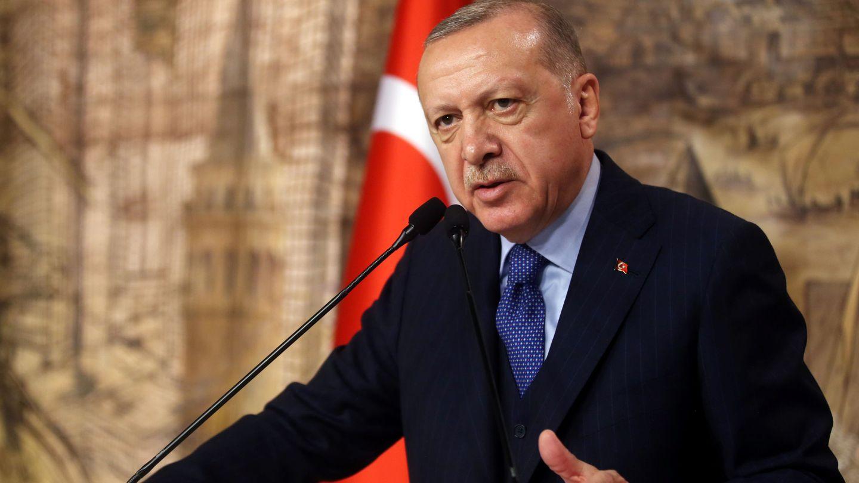 Erdogan, presidente de Turquía. (Reuters)