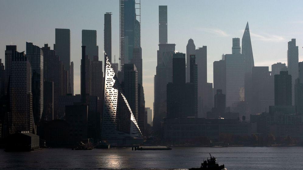 Foto: El 'skyline' de Nueva York. (Reuters)