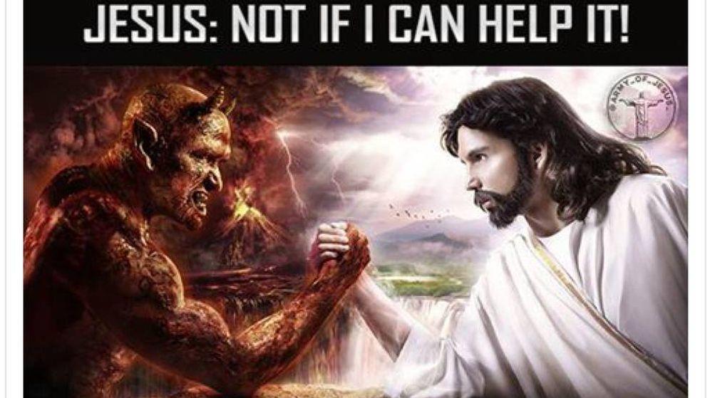 Foto: ¿Adicto a la masturbación? Jesús puede ayudarte.