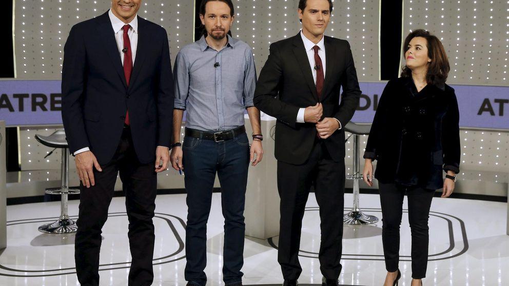Sánchez y Rivera se ven por primera vez tras el 20D y prometen pacto en la Mesa