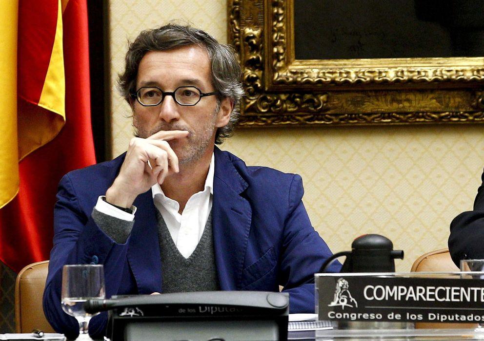 Foto: Comparecencia de José María Lassalle (EFE)