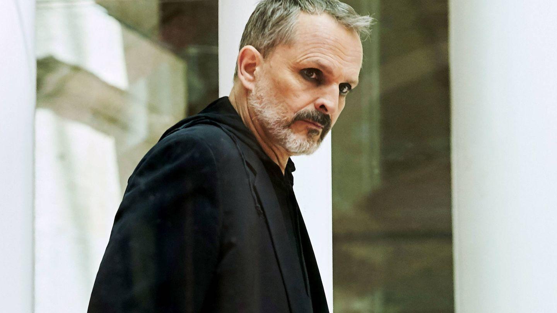 Miguel Bosé, en una imagen de archivo. (Getty)