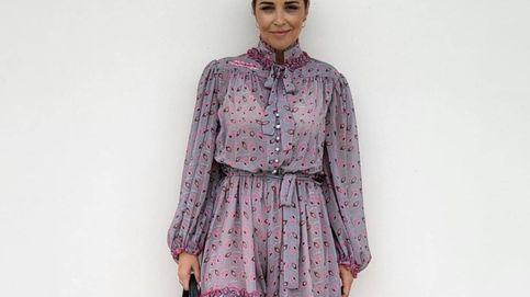 Paula Echevarría hace magia y reúne 3 de las tendencias del otoño en este look