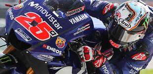 Post de Quo vadis Yamaha? La electrónica hunde a Viñales y al burlón Rossi