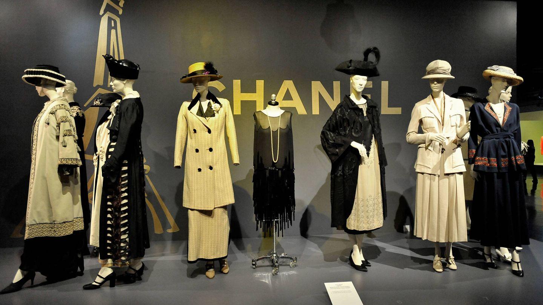 Diseños de Coco Chanel (Fuente: Getty).