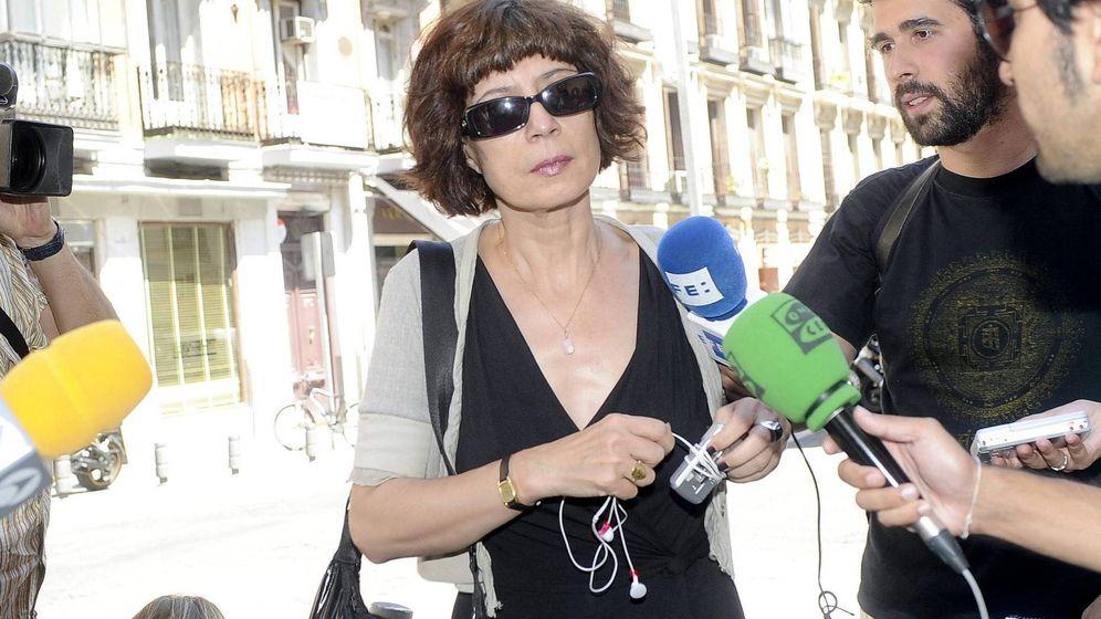Foto: Yolanda García Serrano, galardonada con el Premio Nacional de Literatura Dramática (EFE)