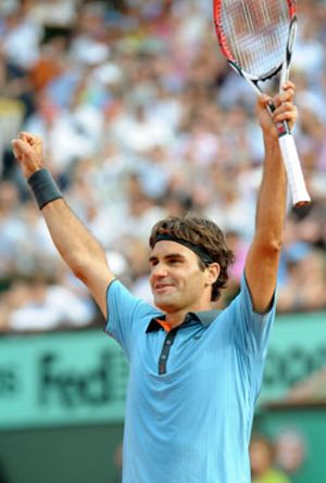 Todos contra Federer