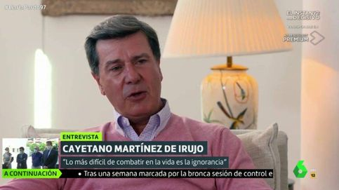'Liarla Pardo': Cayetano Martínez de Irujo 'dispara' contra Rufián y Pablo Iglesias en La Sexta (y se compara con Sánchez)