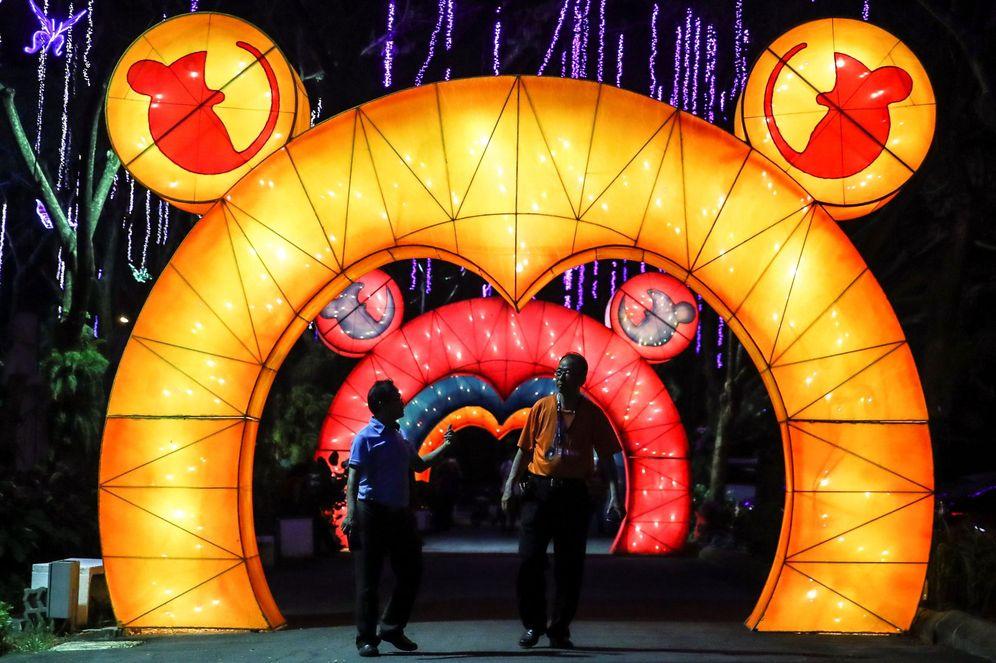 Foto: Así se prepara Malasia para recibir el Año de la Rata (EFE)