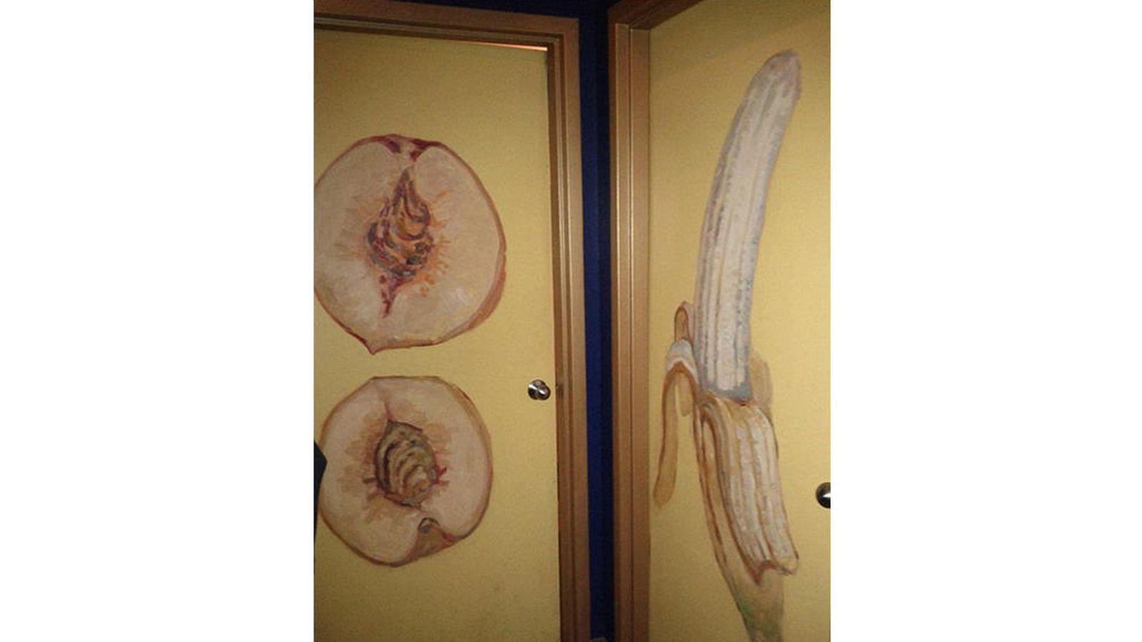 15 carteles de baños muy originales (y divertidos)