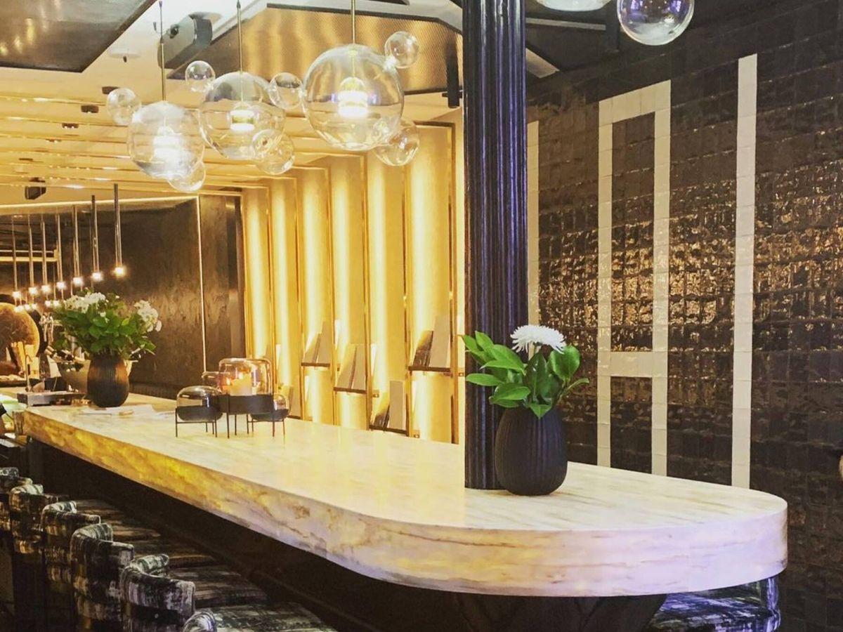 Foto: Restaurante La Lluna, en Madrid. (Instagram @lallunamadrid)