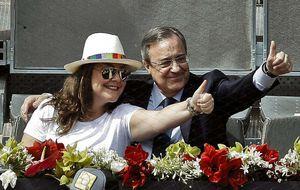 Florentino Pérez pide un crédito de 160 millones para saldar sus deudas