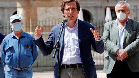 Un juez anula la suspensión de multas que Almeida aprobó en 2019 para Madrid Central