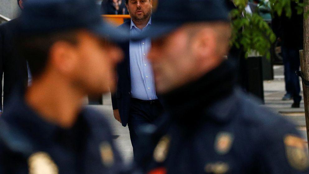 Solo ERC se queda en la cárcel: el PDeCAT  sigue la vía Forcadell