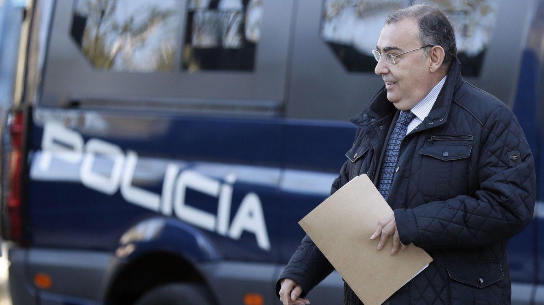 'El Gordo': Villarejo se inventó los pinchazos telefónicos a BBVA cruzando listados