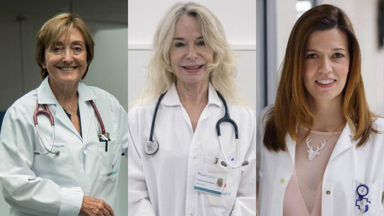 Estas son las 50 mejores doctoras de España