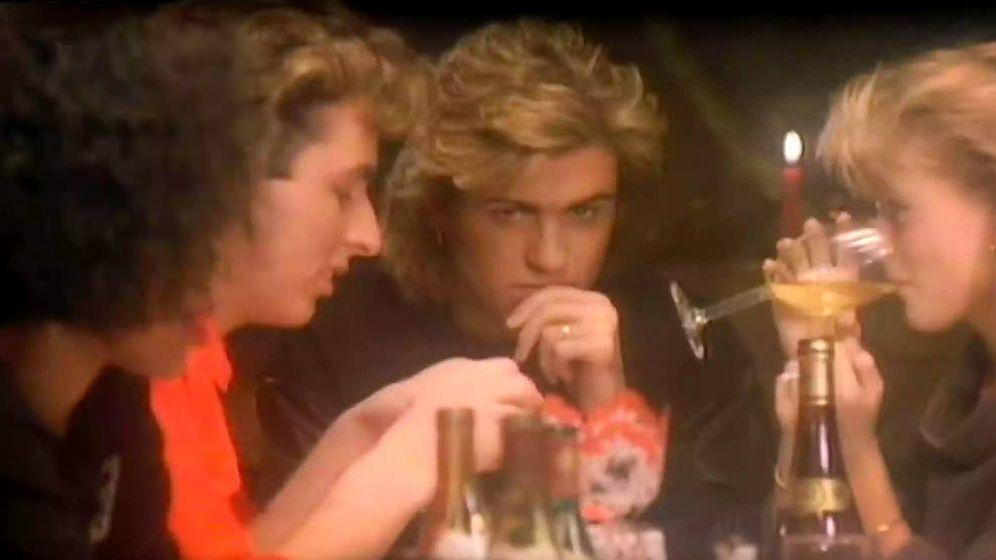 Foto: Fotograma del vídeo de 'Last Christmas', de Wham