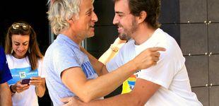 Post de Las razones por las que Jesús Calleja espera que Fernando Alonso sorprenda en el Dakar