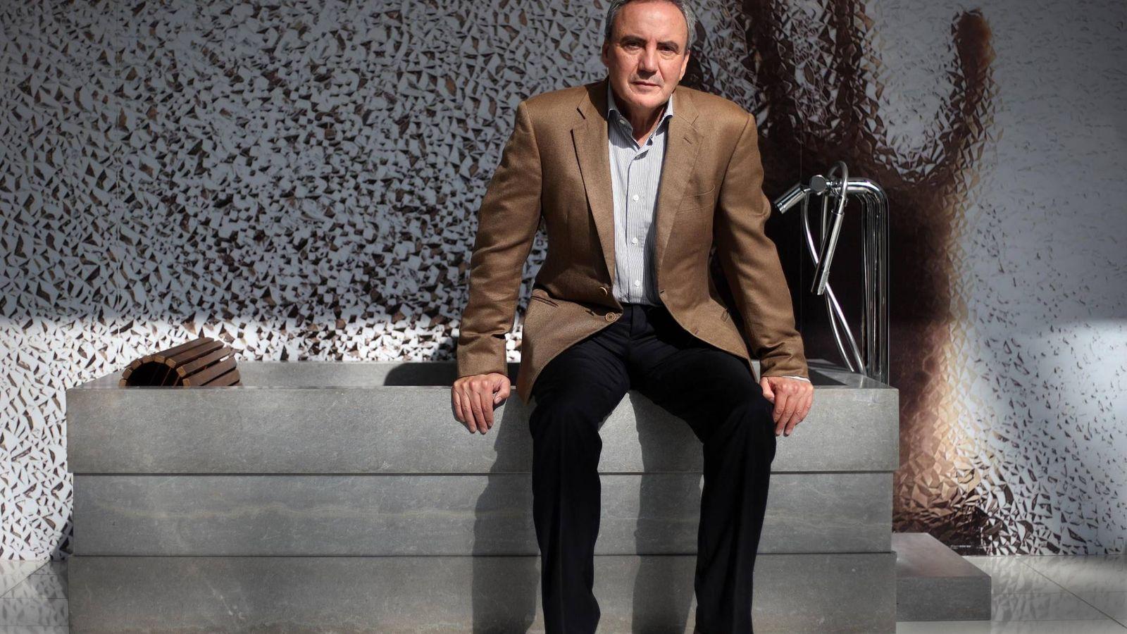 Foto: Francisco Martínez Cosentino, presidentel del grupo. (F. Ruso)