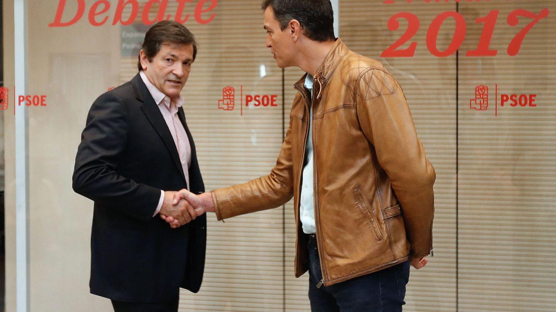 Javier Fernández se une a Rubalcaba y no acudirá a la escuela de gobierno de Sánchez