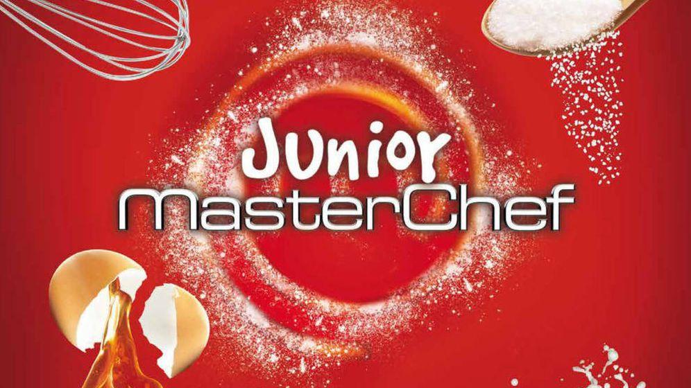 Foto: Logotipo de 'MasterChef Junior'. (RTVE)