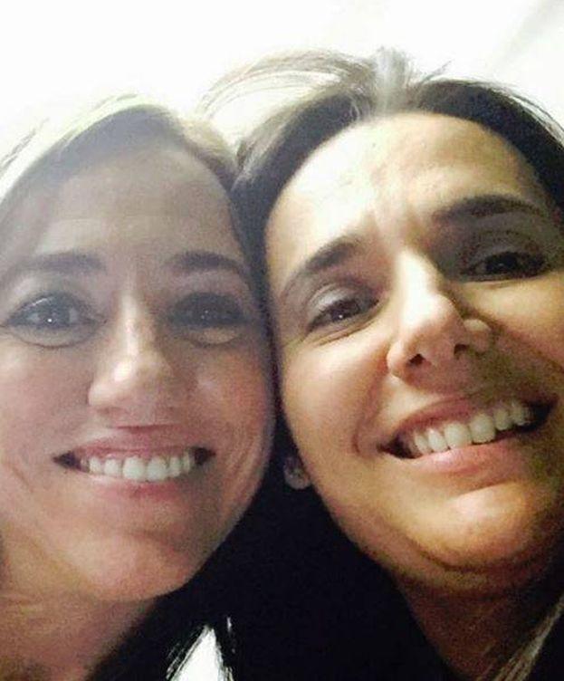 Foto: Carme y Mireia Chacón. (IG)
