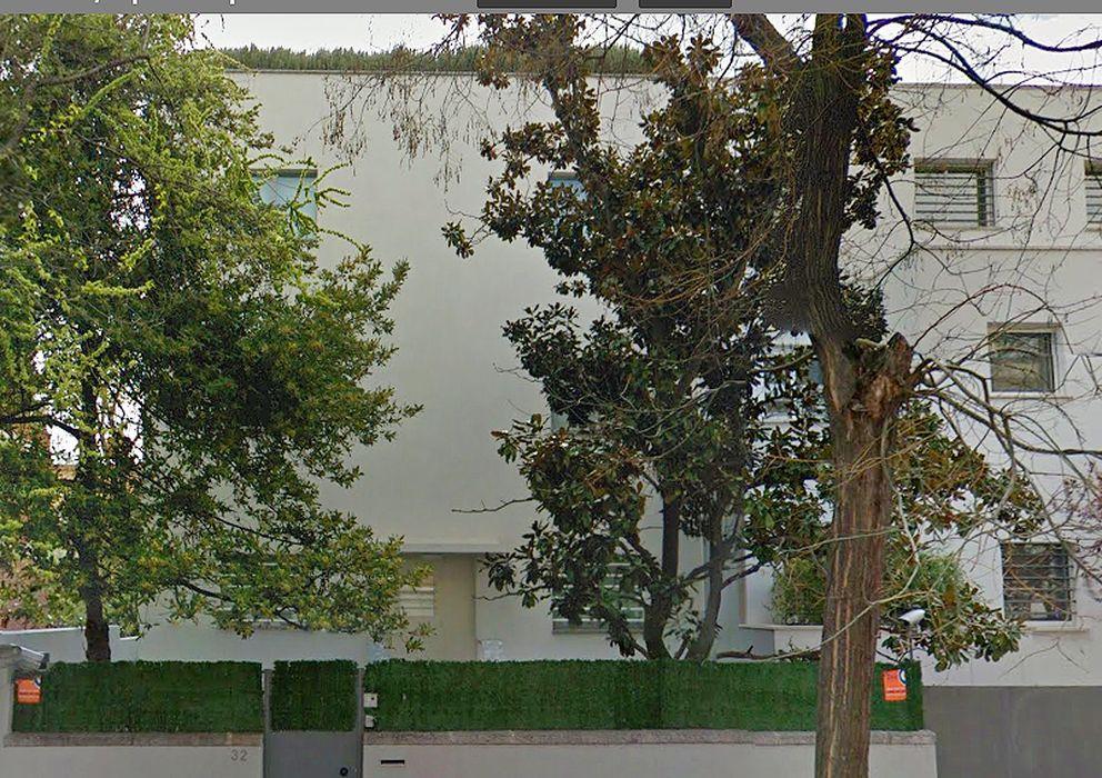 Foto: El chalé de El Viso donde el 'pequeño Nicolás' captaba inversores.