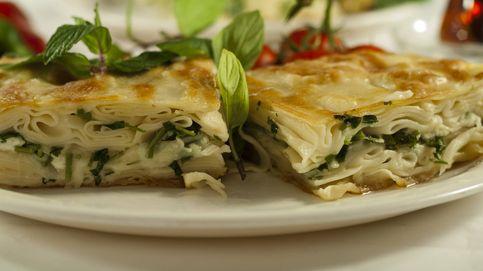 Börek de queso, el primo turco de la lasaña