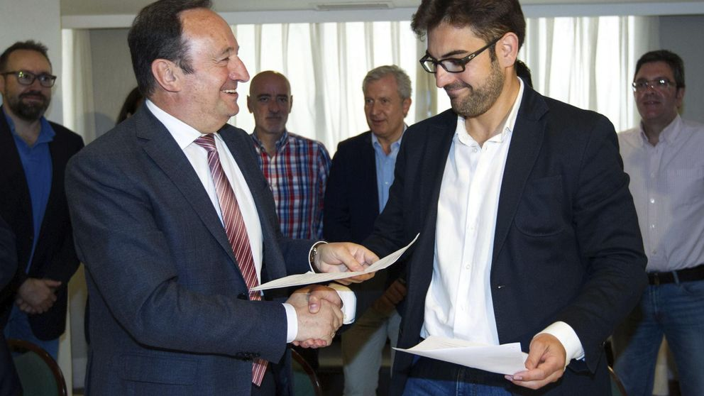 El 'tuit' contra los parados del que se arrepiente el 'nº 1' de C's en La Rioja