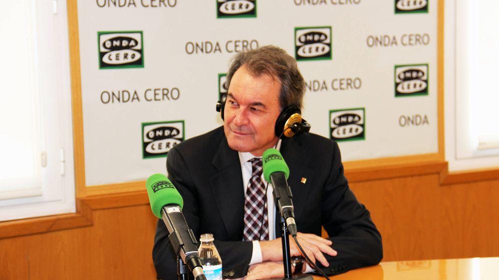 Foto: El expresidente de la Generalitat, Artur Mas (Onda Cero).