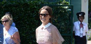 Post de Pippa Middleton reaparece en Wimbledon con un vestido de 410.000 €