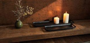 Post de Bandejas, relojes y otras piezas de Zara Home con las que decorar tu casa