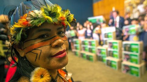 Petición contra la deforestación del Amazonas